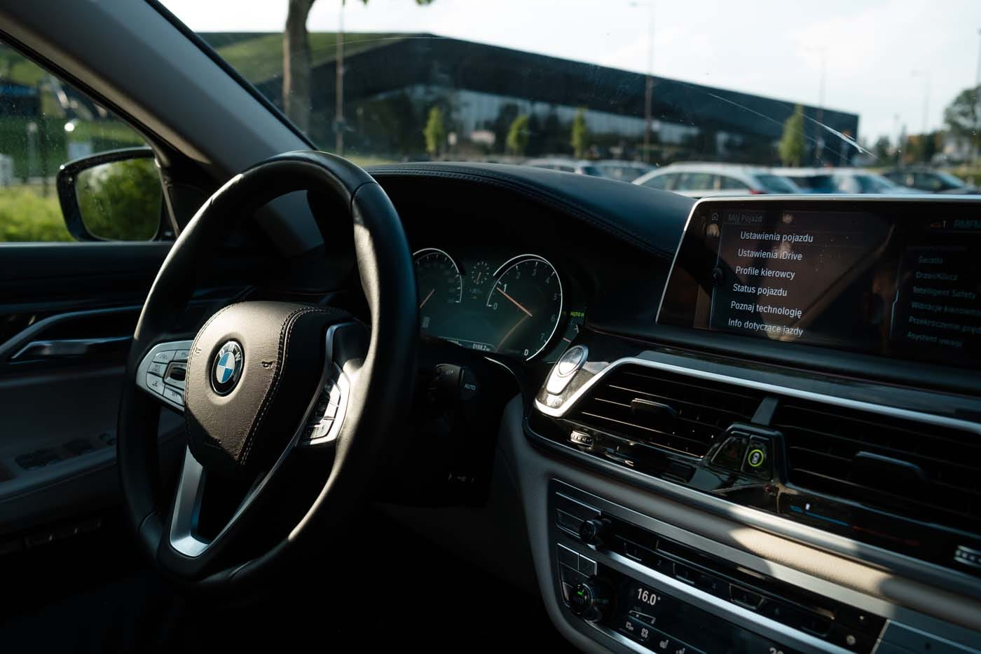 BMW 740i g12 long excellence