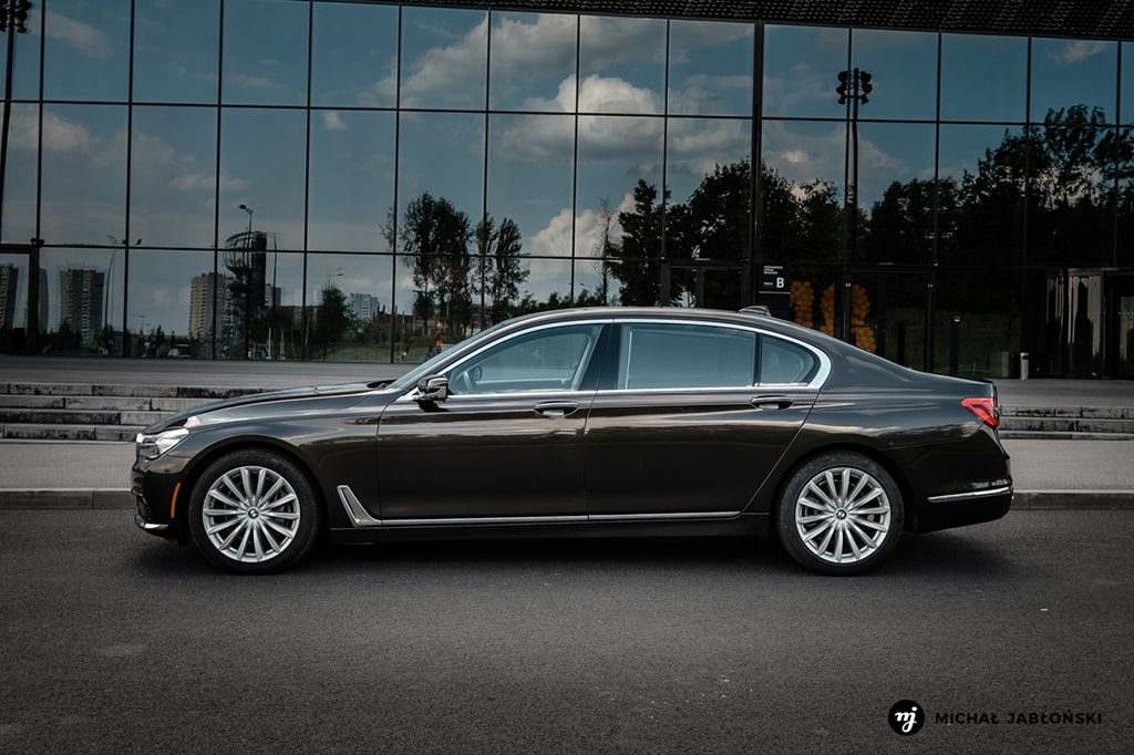 BMW 740i g12 long pure excellence